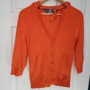 NIKE 2 piece sweat pants and sweater  M